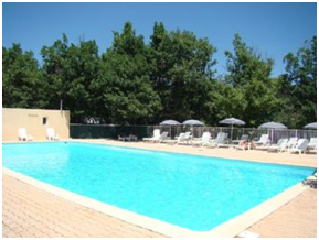 Les services for Camping cabourg avec piscine