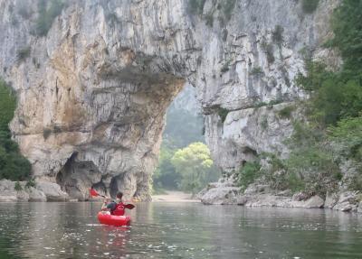 Photo canoe 1